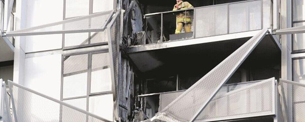 Structural & Safety Hazard
