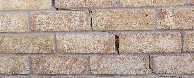 Cracks - External Wall